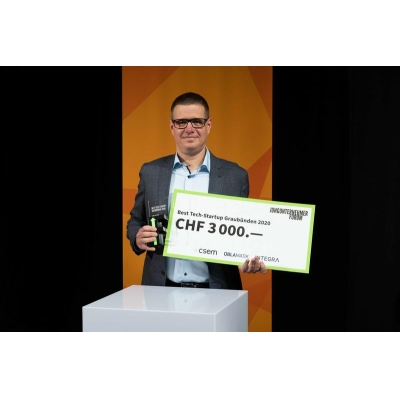 INTEGRA selects Alunos as Tech Start-up of the Year